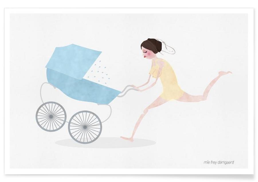 Geburt & Baby, No More Waiting #3 -Poster