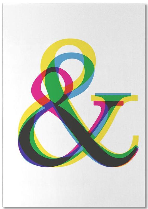 Symboles, Ampersand II bloc-notes