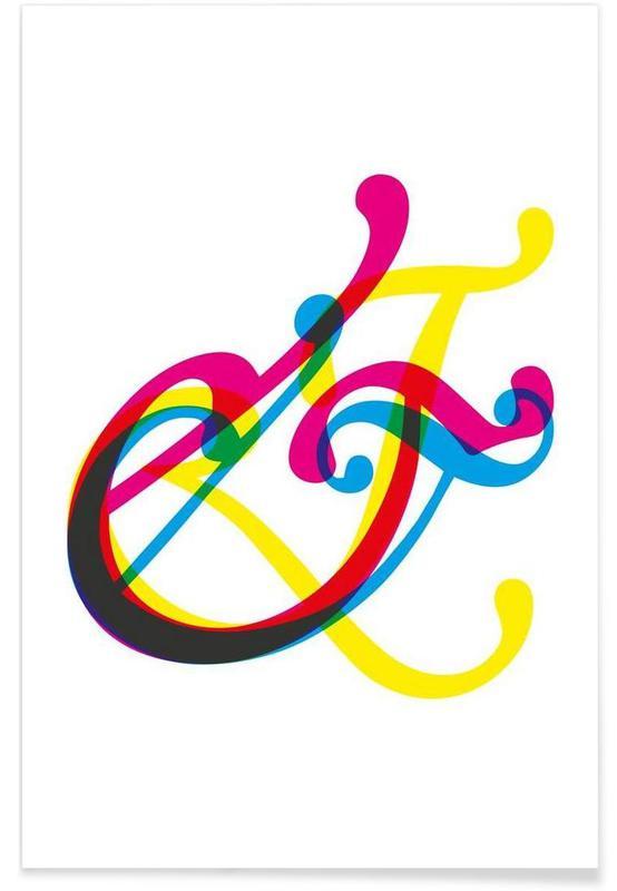 Symboler, Ampersand III Plakat