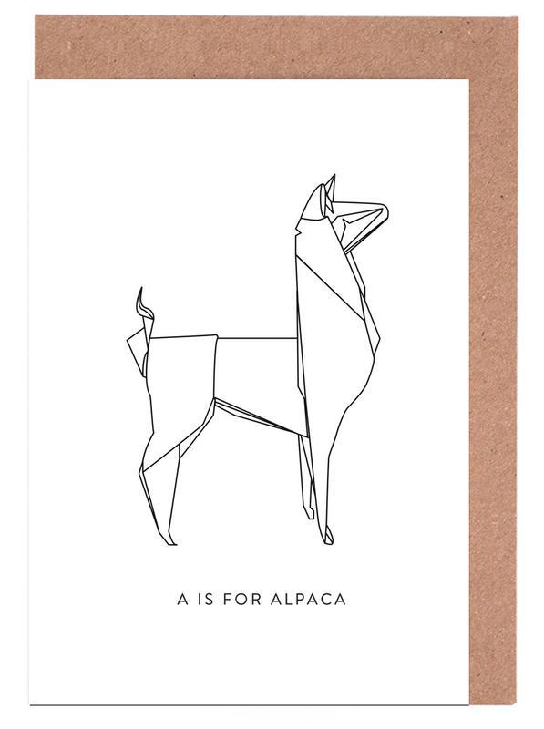 Noir & blanc, A cartes de vœux