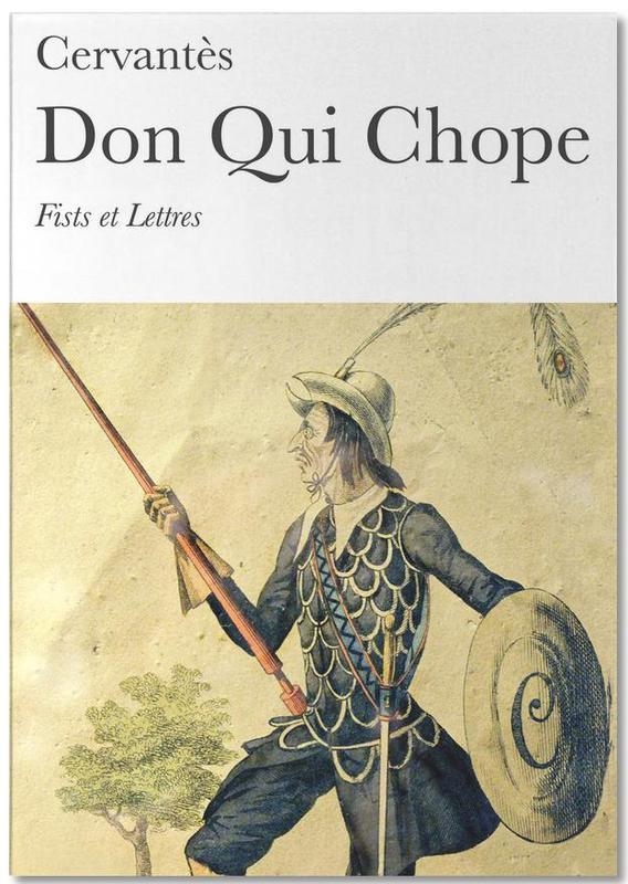 Humour, Don Qui Chope bloc-notes