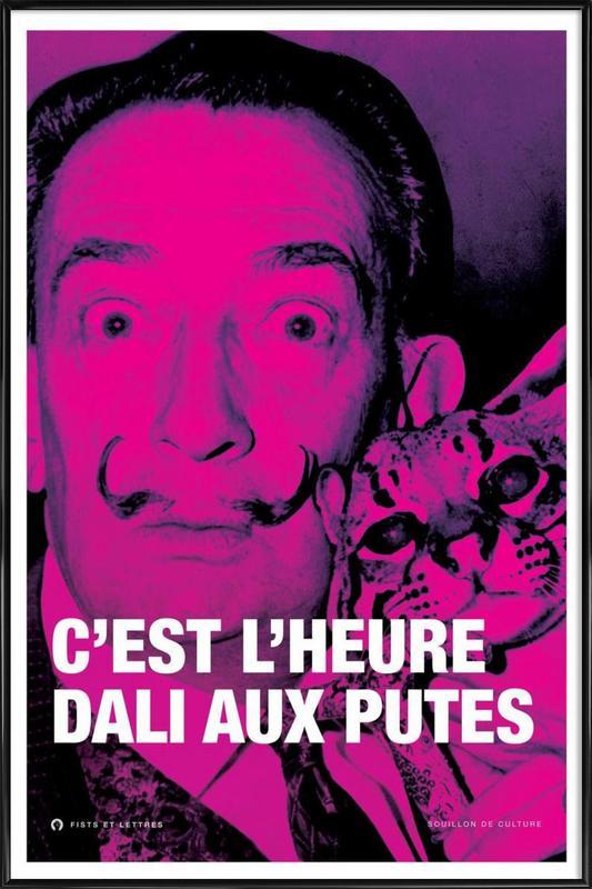 Dali Framed Poster