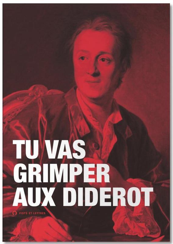 Humour, Diderot bloc-notes