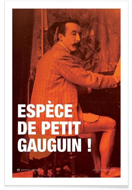 Gauguin affiche