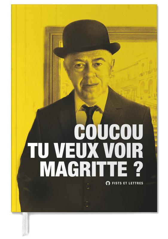Quotes en slogans, Grappig, Magritte agenda