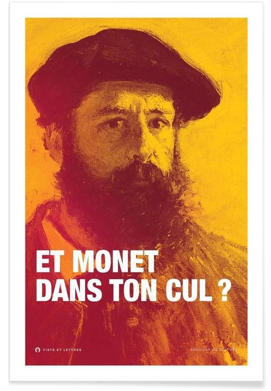 Monet Poster