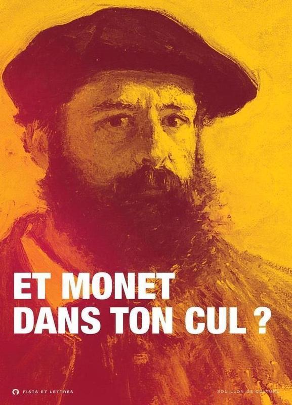 Monet -Leinwandbild