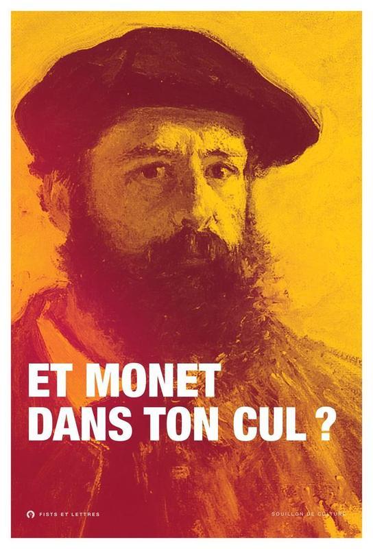 Monet -Acrylglasbild