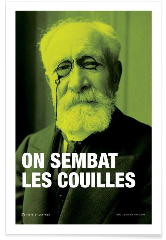 Political Figures, Funny, Quotes & Slogans, Sembat Poster