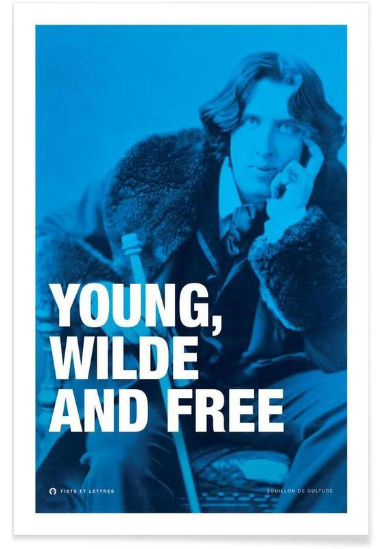Grappig, Wilde poster