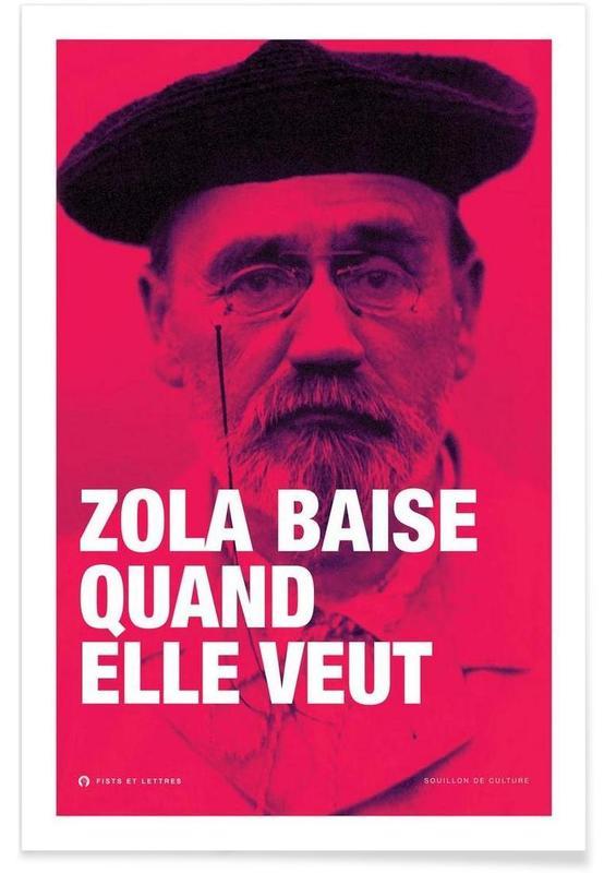 Zola affiche