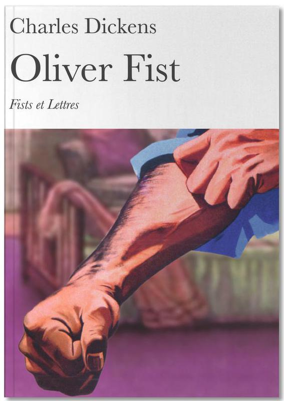 Humour, Oliver Fist Notebook