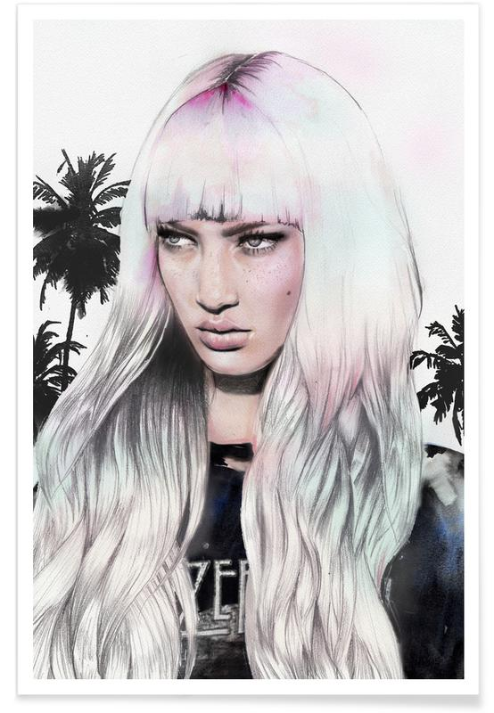 Portraits, Eden Poster