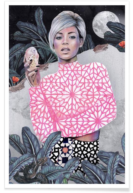 Beyonce, Luna Plakat