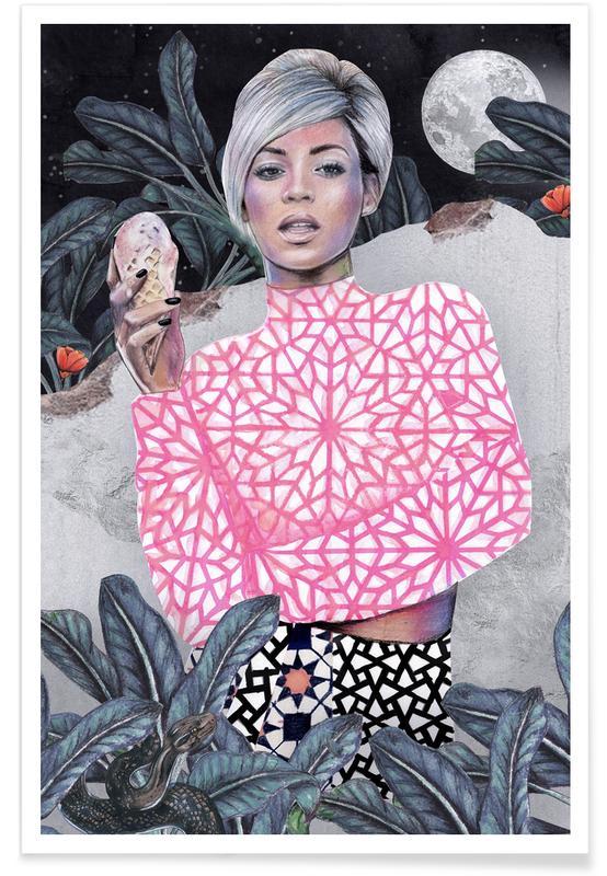 Beyonce, Luna poster