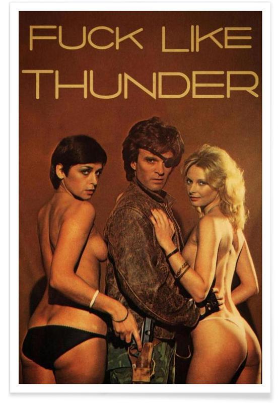 Like Thunder affiche