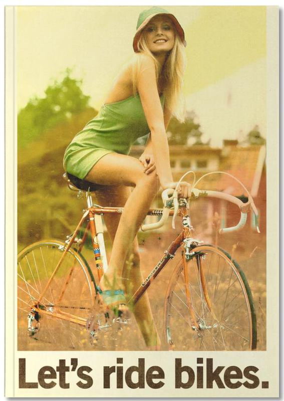 , Let's Ride Bikes Notebook