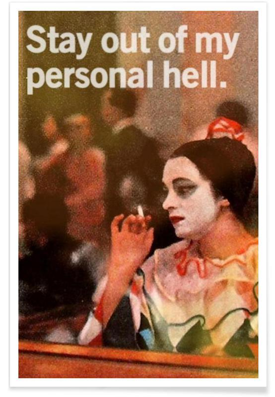 My Personal Hell affiche