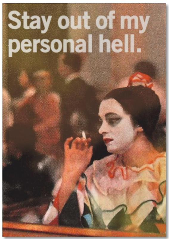 Humour, Motivation, My Personal Hell Notebook