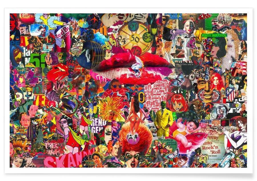 Kiss, 2010 -Poster