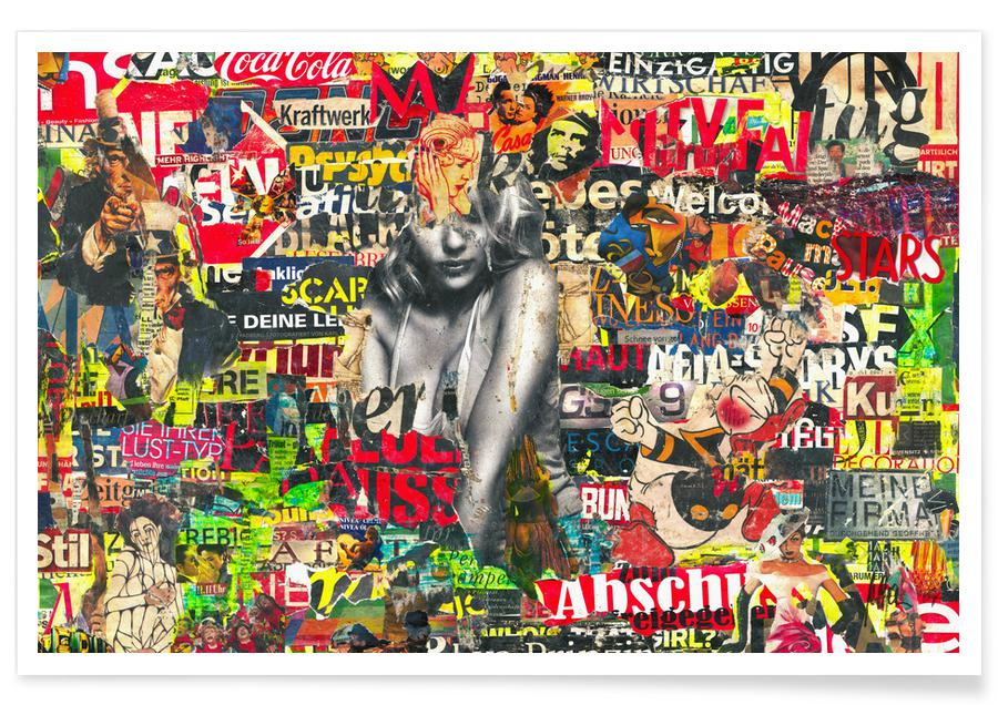 Trashy, 2007 -Poster