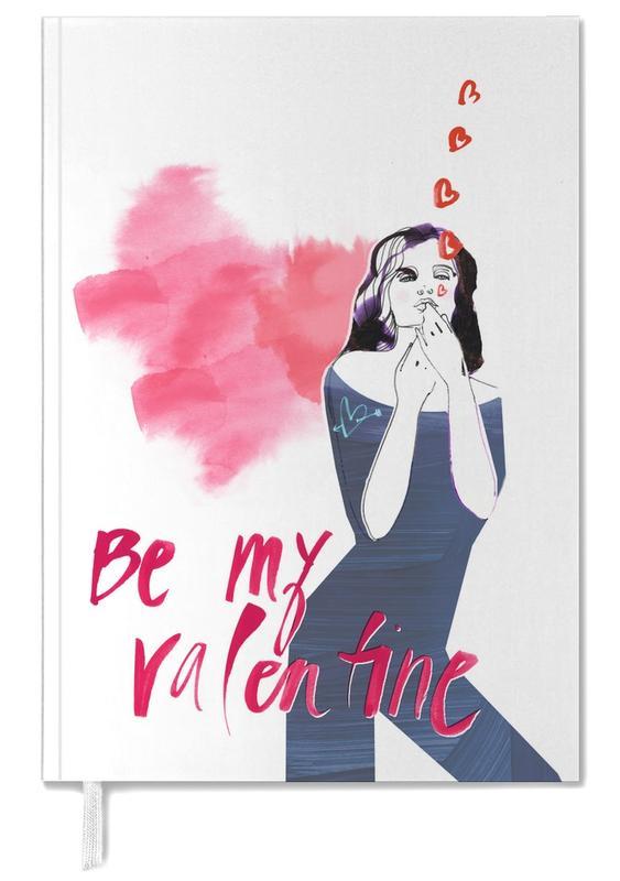 Citations d'amour, Saint-Valentin, Be My Valentine 2 agenda