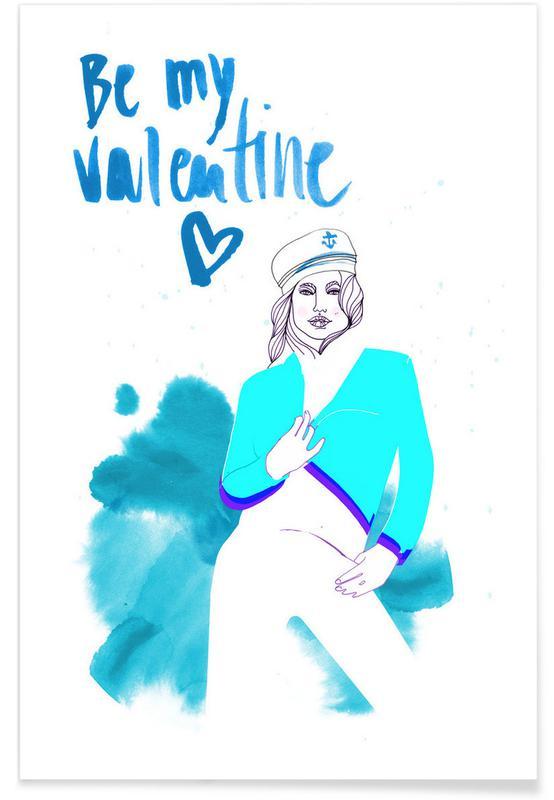 Saint-Valentin, Be My Valentine 3 affiche