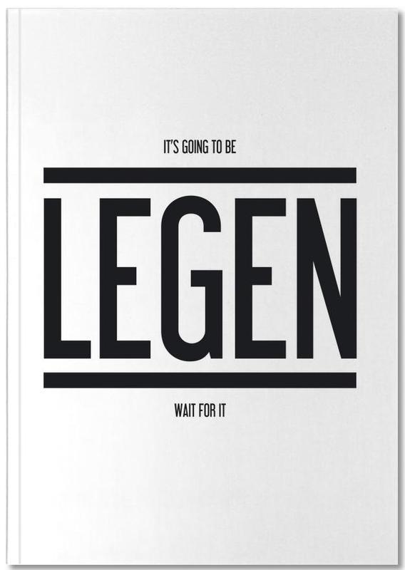 Legendary 1 Notebook