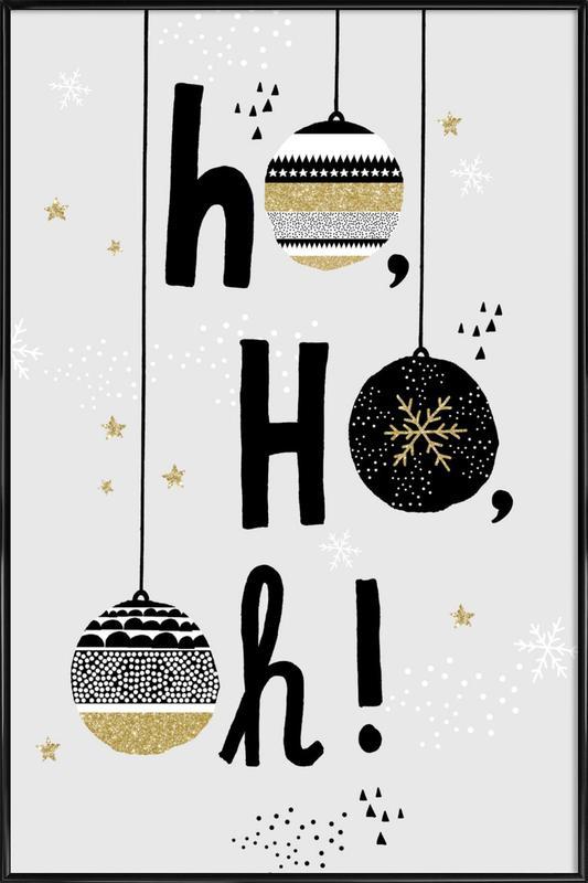 HohoOh Framed Poster