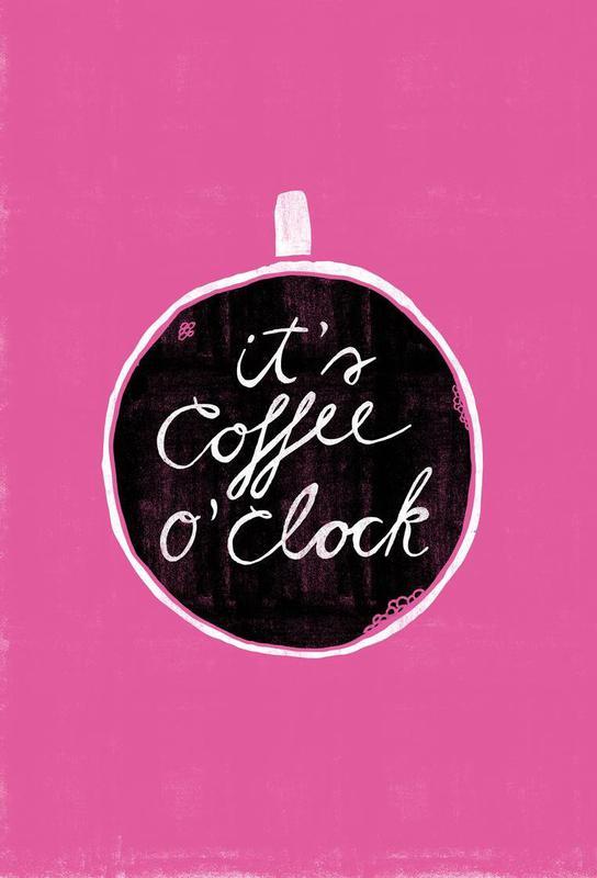 Coffee -Alubild