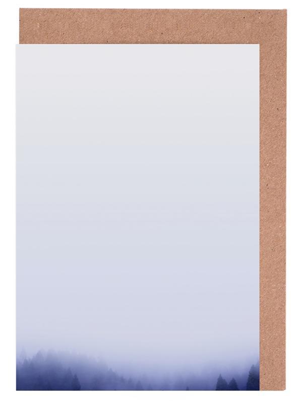 Bluescape 1 Greeting Card Set