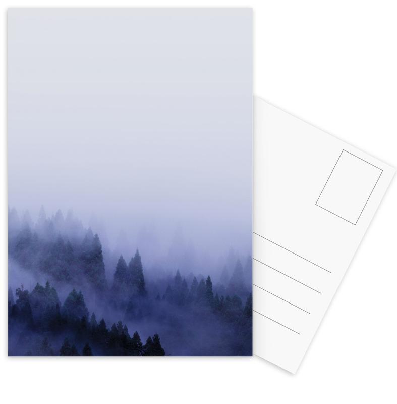Bluescape 2 -Postkartenset