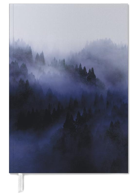 Wälder, Himmel & Wolken, Bluescape 3 -Terminplaner