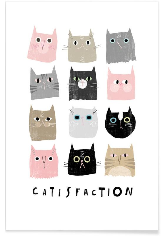 Chats, Catisfaction 1 affiche