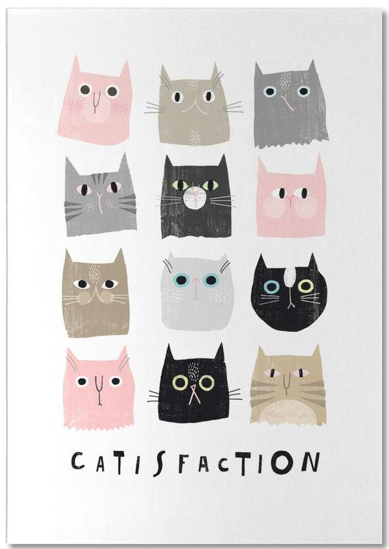 Catisfaction 1 Notepad