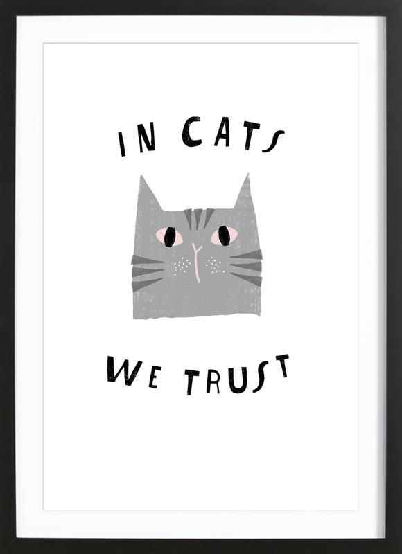 Catisfaction 3 Framed Print