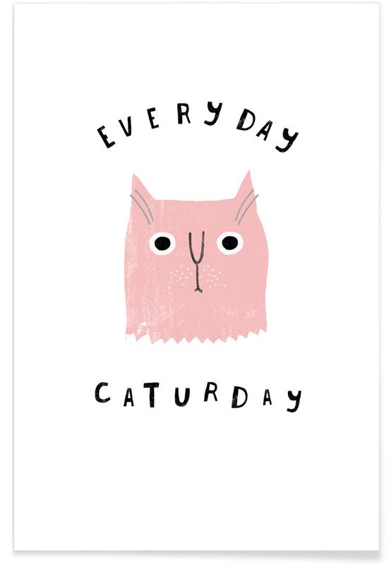 Chats, Catisfaction 4 affiche