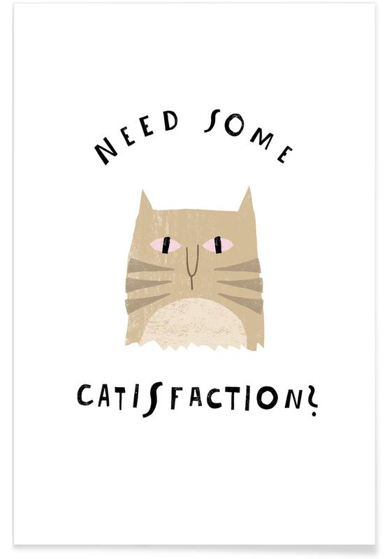 Chats, Catisfaction 8 affiche