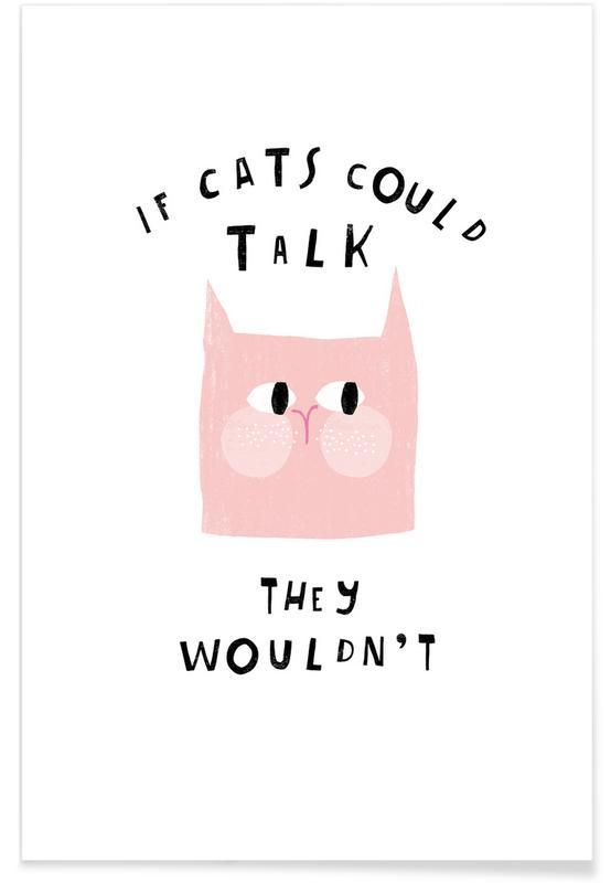 Katten, Catisfaction 10 poster