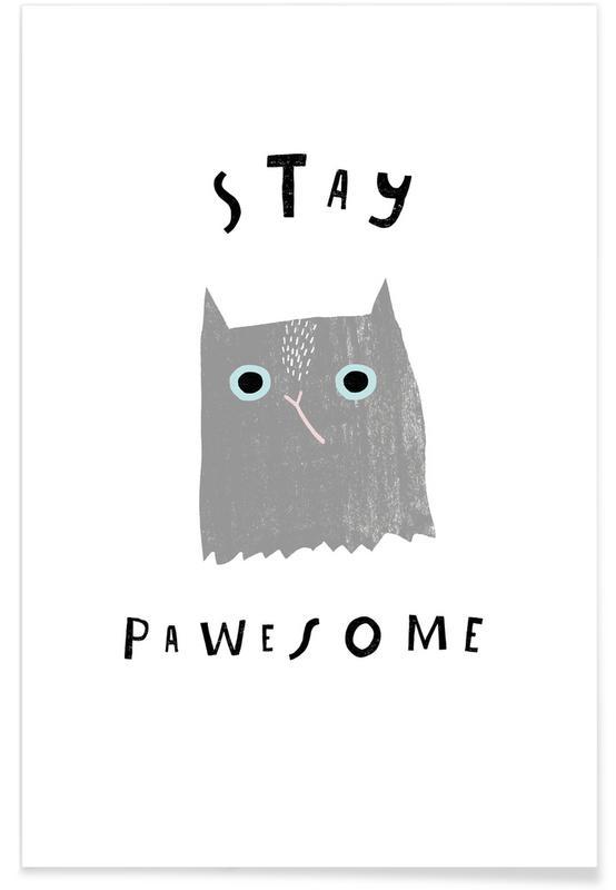 Katzen, Catisfaction 11 -Poster