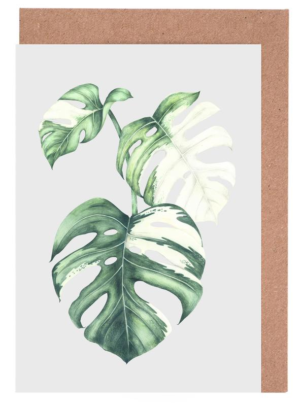 Tropical No. 5 Greeting Card Set