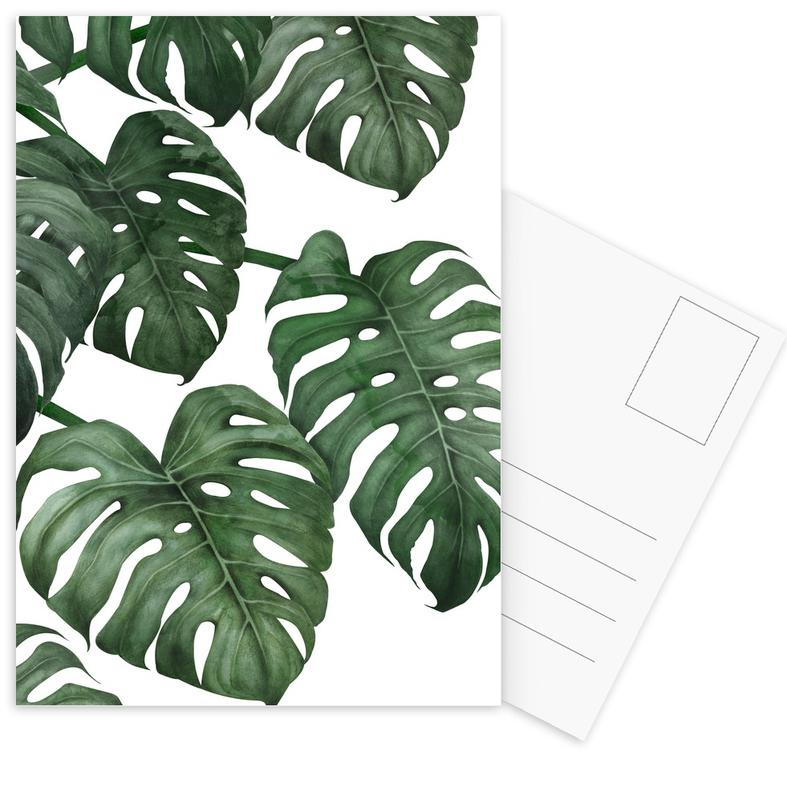 Tropical No. 6 Postcard Set