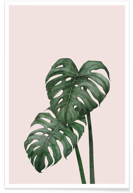 Tropical No. 9 -Poster