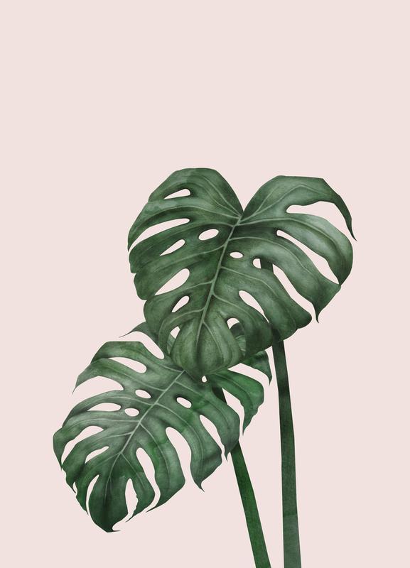 Tropical No. 9 canvas doek