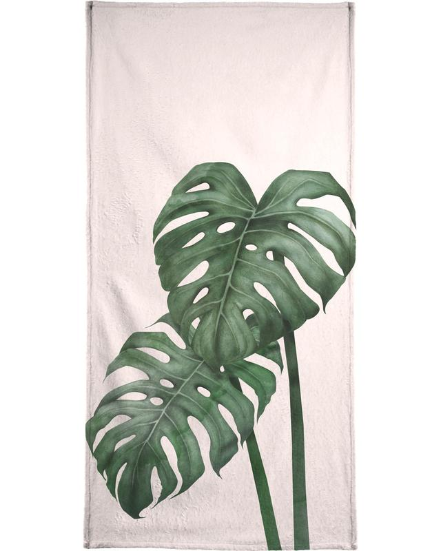 Tropical No. 9 -Handtuch