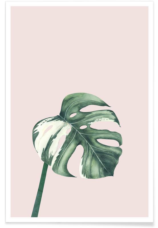 Blätter & Pflanzen, Tropical No. 11 -Poster
