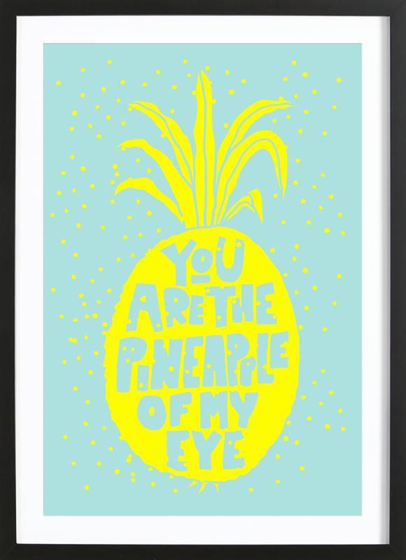 Ananas No.2 Framed Print
