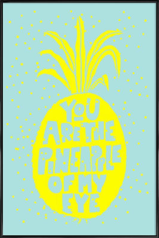 Ananas No.2 Framed Poster