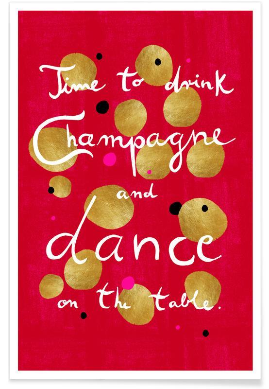 Congratulations, Birthdays, Weddings, Quotes & Slogans, Dance Poster