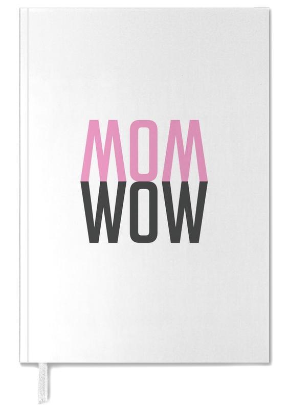 Muttertag, Zitate & Slogans, Mom Wow -Terminplaner